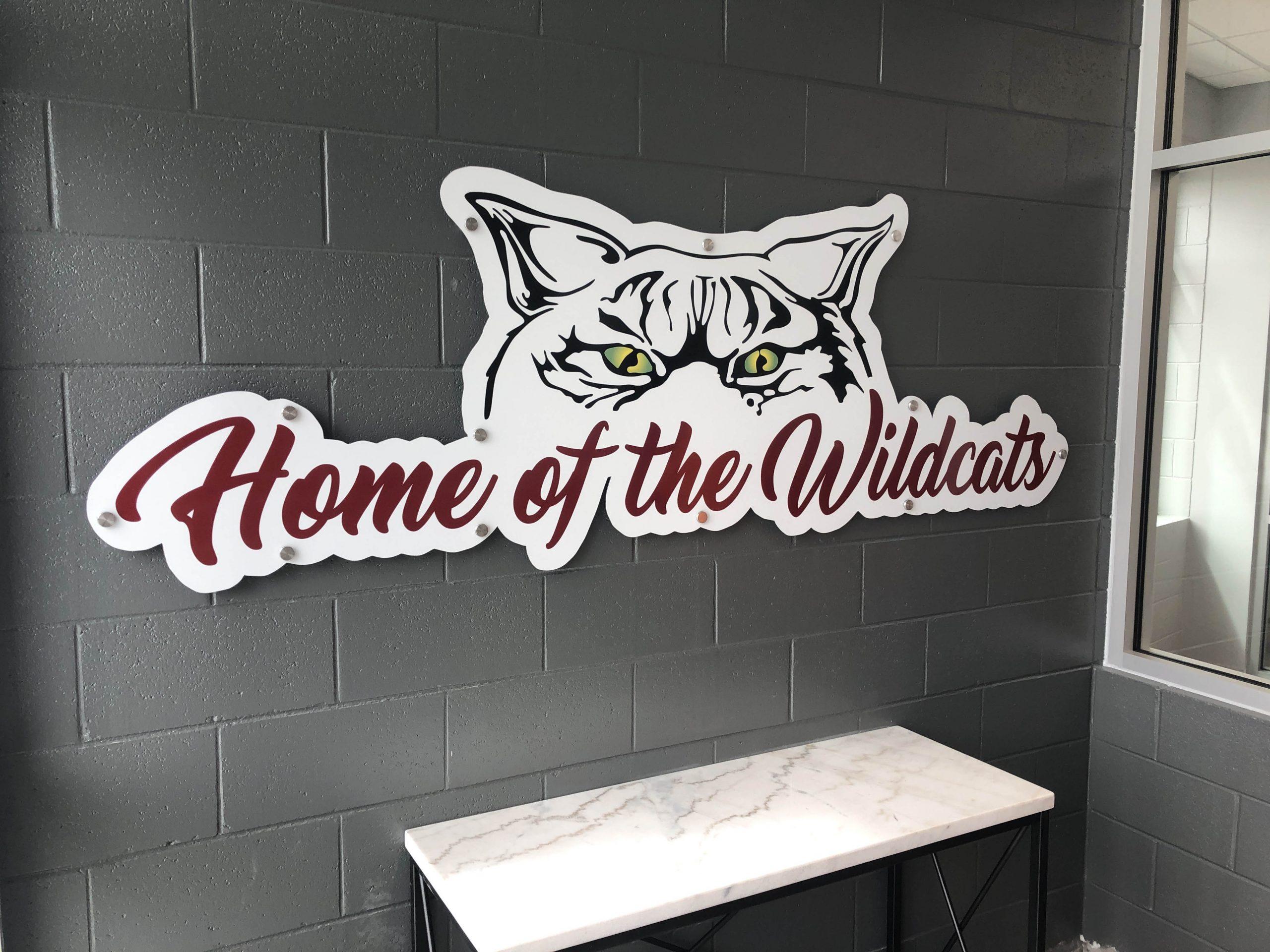 Contour Wildcat Rogersville Schools