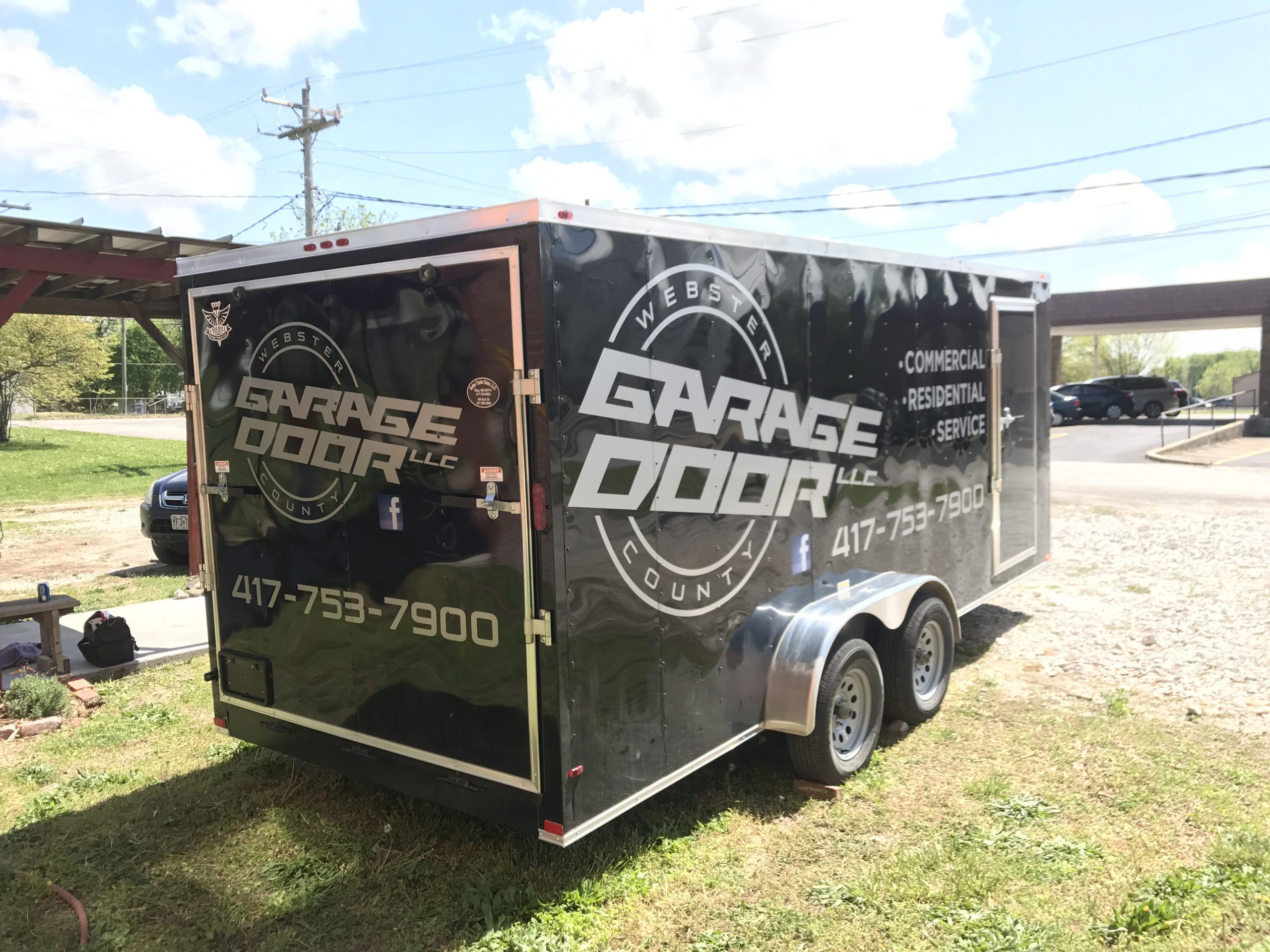 Webster County Garage Door
