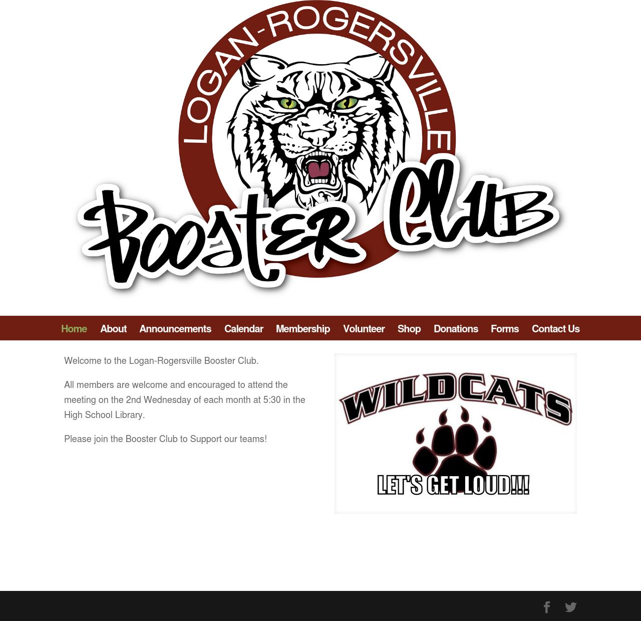 Rogersville Booster Club