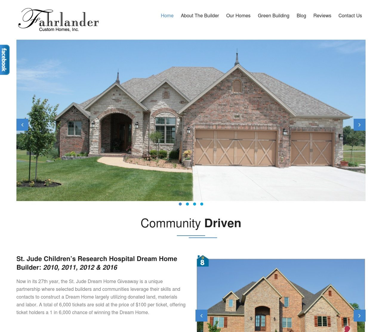 Fahrlander Homes